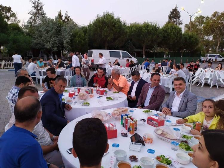 GÜRAY ENDÜSTRİ VE EGE MUTLU OSGB'DEN İFTAR YEMEĞİ..