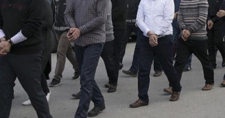 İZMİR MERKEZLİ FETÖ OPERASYONU, 16 GÖZALTI..