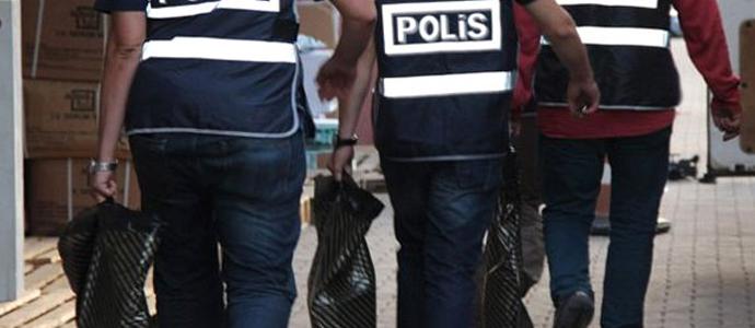 İZMİR'DE FETÖ OPERASYONU, 42 GÖZALTI KARARI!