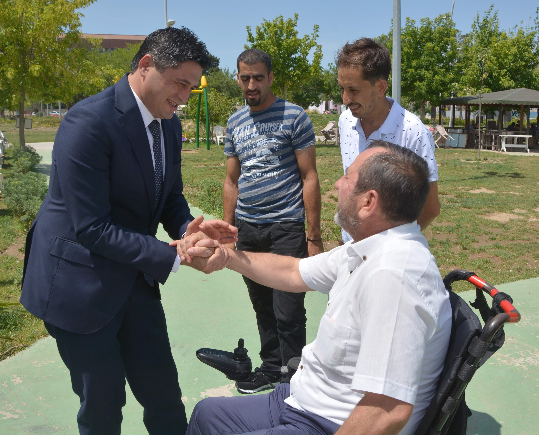 ALİAĞA'DA PROTOKOL, BAYRAMIN İLK GÜNÜ BAYRAMLAŞACAK..