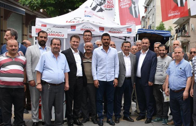 İZMİR'DEN İMAMOĞLU'NA SEÇİM DESTEĞİ..