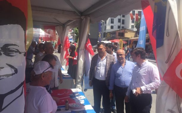 CHP İZMİR, İSTANBUL MESAİSİNE DEVAM EDİYOR..