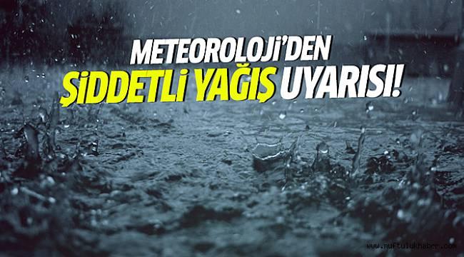 METEOROLOJİ'DEN EGE'YE;