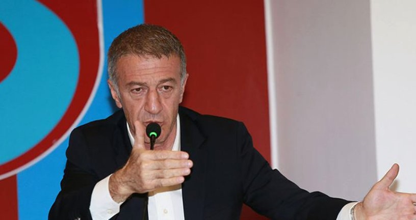 TRABZONSPOR'DAN İMAMOĞLU'NA, BAYRAMLAŞMA AYIBI!