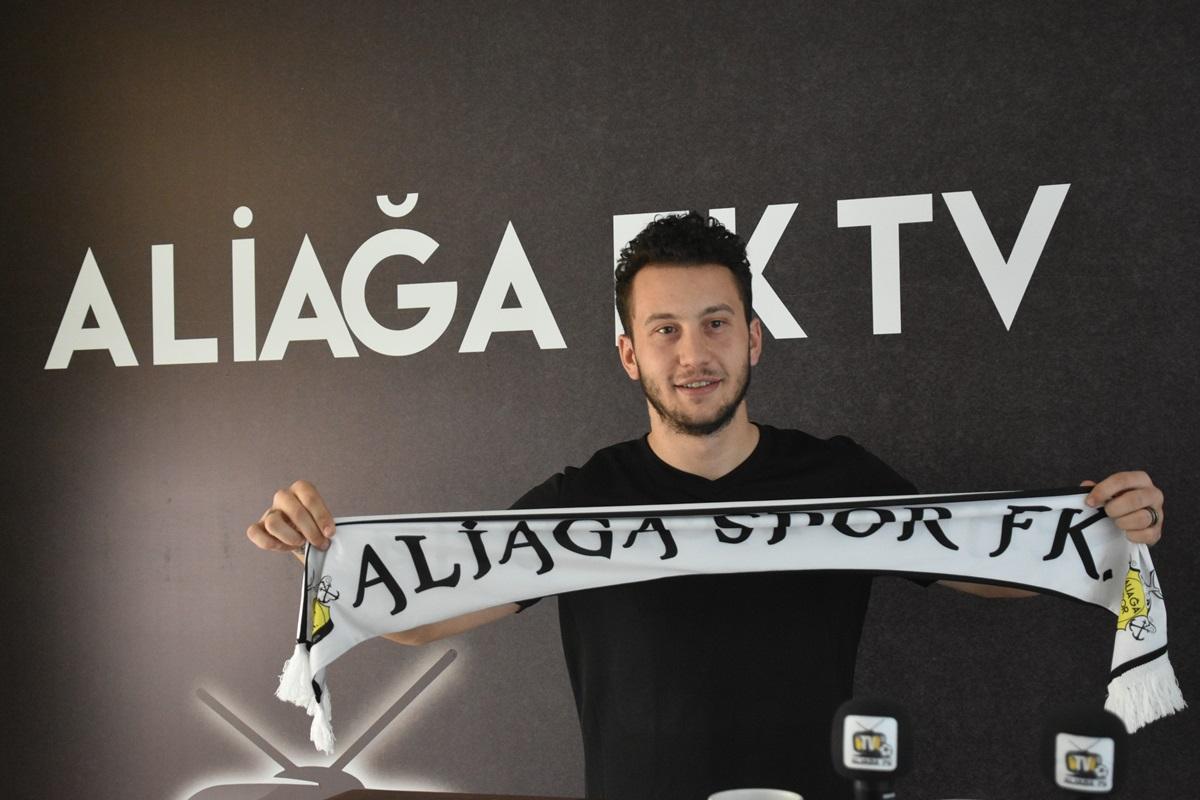 ALİAĞASPOR FK'DA TRANSFER HAREKETLİLİĞİ SÜRÜYOR..
