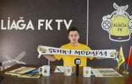 ALİAĞASPOR FK GÖKHAN ARTUN'U RENKLERİNE BAĞLADI..