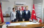 SALICI VE KAFTANCIOĞLU'NDAN, CHP İZMİR ZİYARETİ..
