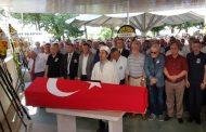 BAKŞIK, İZMİR'DE TOPRAĞA VERİLDİ...