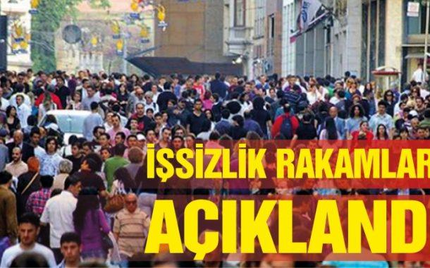 İŞSİZLİK RAKAMLARI, REKORLAR KIRMAYA DEVAM EDİYOR!