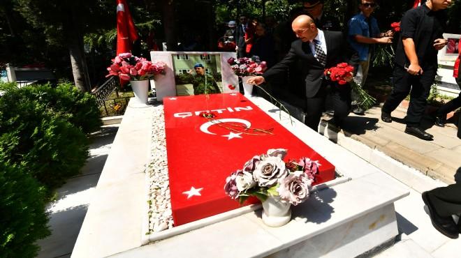 İZMİR'DE, 15 TEMMUZ DEMOKRASİ VE MİLLİ BİRLİK GÜNÜ TÖRENİ..