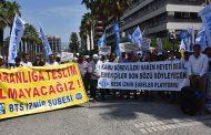 İZMİR KESK'TEN ZAM ÖNERİSİNE TEPKİ!
