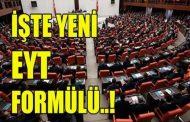 EYT'YE, FİNLANDİYA FORMÜLÜ GELİYOR!, İŞTE O FORMÜL..