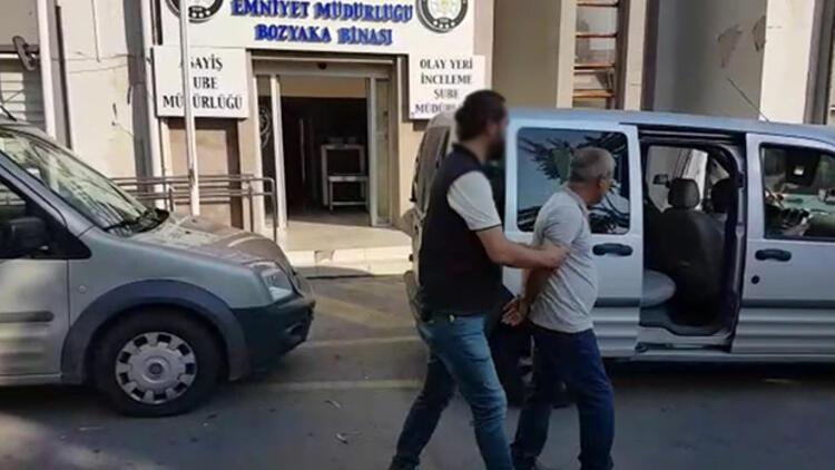 İZMİR'DE PKK OPERASYONU, 9 ŞÜPHELİYE GÖZALTI..