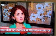 EYT DERNEĞİ FEDERASYON OLACAK, HER İLDE BİR ŞUBE AÇACAK..