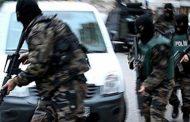 İZMİR'DE PKK OPERASYONU, 13 GÖZALTI..