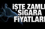 SİGARA'YA KALLAVİ ZAM!