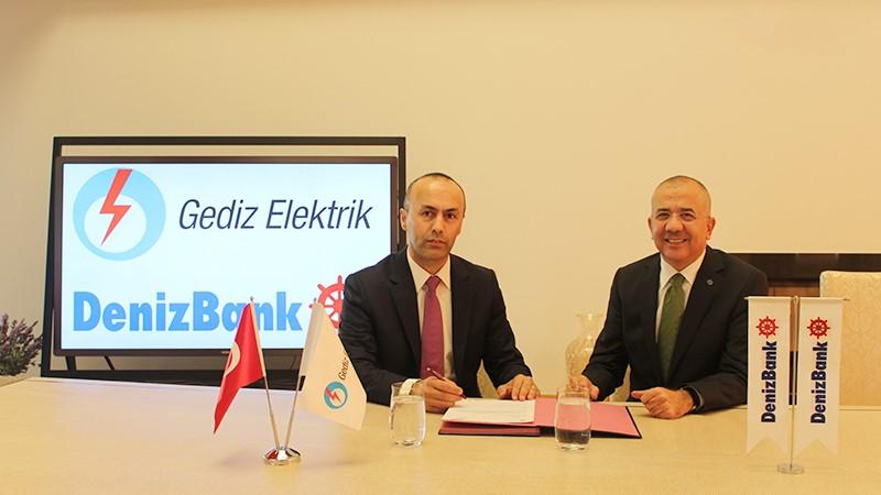 Gediz Elektrik ve DenizBank'tan Çiftçilere Ödeme Kolaylığı Sağlayacak İşbirliği..