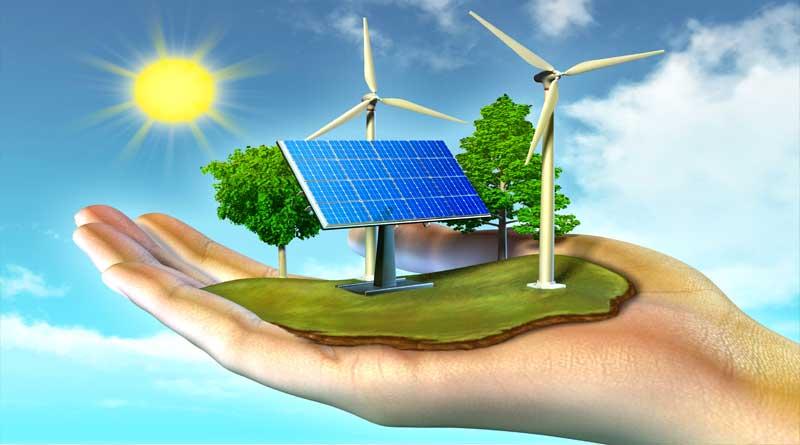 2050'YE KADAR DÜNYA'NIN YARISI, RÜZGAR VE GÜNEŞ ENERJİSİ KULLANACAK..