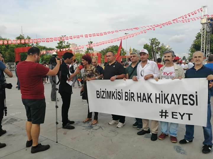 ÖZÜPAK'TAN EYT İL DERNEKLERİNE, ÜYE YAPIN ÇAĞRISI..