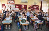 ALİAĞA'DA İLKÖĞRETİM HAFTASI KUTLANDI..