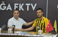 ALİAĞASPOR FK, KADROSUNU GÜÇLENDİRMEYE DEVAM EDİYOR..