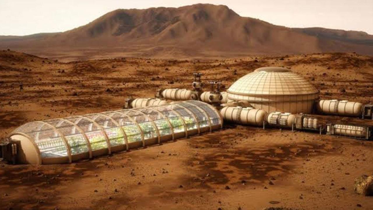MARS'A İNSANDAN ÖNCE MİKROPLAR GÖNDERİLECEK!