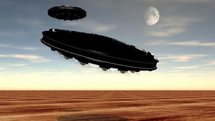 ABD DONANMASI, UFO'LAR HAKKINDAKİ BİLGİLERİ GİZLİYOR İDDİASI!