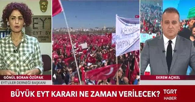 YANDAŞ MEDYA İŞARETİ ALDI, ÖZÜPAK VE EYT'YE KAPILARI AÇTI!