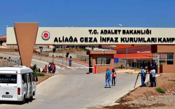 ALİAĞA'DA KABLO HIRSIZLIĞI YAPTI, HAPSİ BOYLADI..