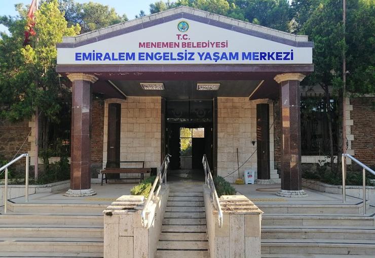 EMİRALEM ENGELSİZ YAŞAM MERKEZİ AÇILIYOR..