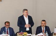 ÇEŞME'DE, MUHTARLAR GÜNÜ YEMEĞİ..
