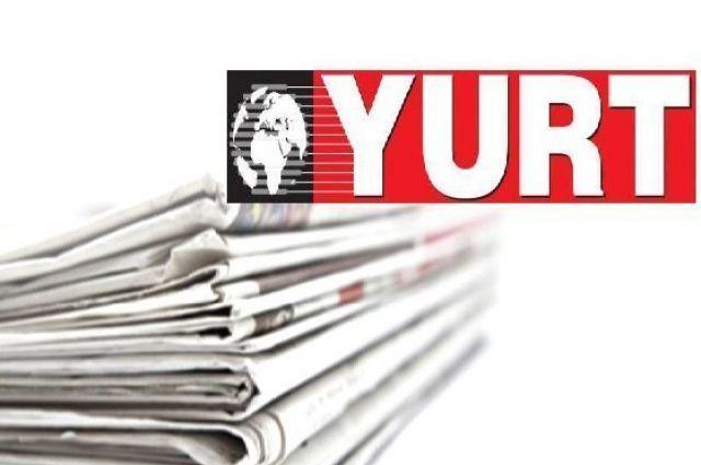 YURT GAZETESİ EMEKÇİLERİ İŞİ BIRAKTI..