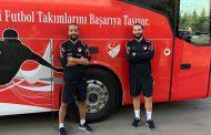 FUTSAL MİLLİ SPORCU BERKAY BAYIR'DAN, ALİAĞA'YA SELAMLAR..