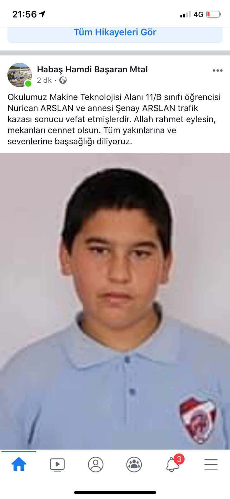 ALİAĞA'DA TRAFİK KAZASI, MOTOSİKLET İLE KAMYON ÇARPIŞTI, ANNE İLE OĞLU ÖLDÜ..
