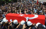 MARDİN-DERİK VE SURİYE'DE İKİ MEHMETÇİK ŞEHİT OLDU..