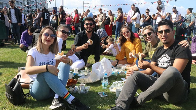 BÜYÜKŞEHİR'DEN BOYOZ FESTİVALİ. 15 BİN BOYOZ KAPANIN ELİNDE KALDI!