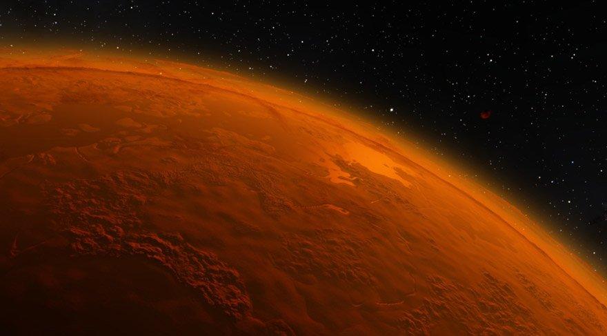 ESKİ NASA ÇALIŞANINDAN HEYECANLANDIRAN AÇIKLAMA, MARS'TA YAŞAM...