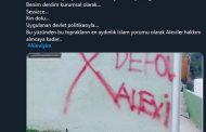İZMİR'DEKİ ÇİRKİN OLAYA YÖNELİK TEPKİLER..