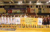 Gediz Elektrik Basketbol Takımı Lösemili Çocuklar için Maske Takarak Farkındalık Yarattı..
