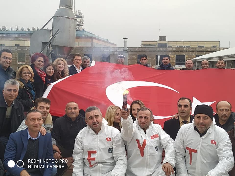 EYT ÇIĞ GİBİ BÜYÜYOR, 19. DERNEK ÇORLU'DA AÇILIYOR..