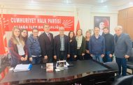 ALİAĞA CHP'DE İLÇE KONGRESİNE KADAR BAŞKAN, İLHAN AKTAŞ..