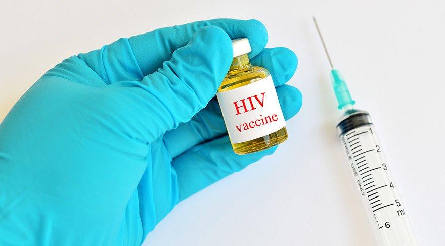 AIDS AŞISI YOLA ÇIKTI!