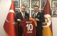 Lidya Grup ile Galatasaray arasında iş birliği anlaşması imzalandı..