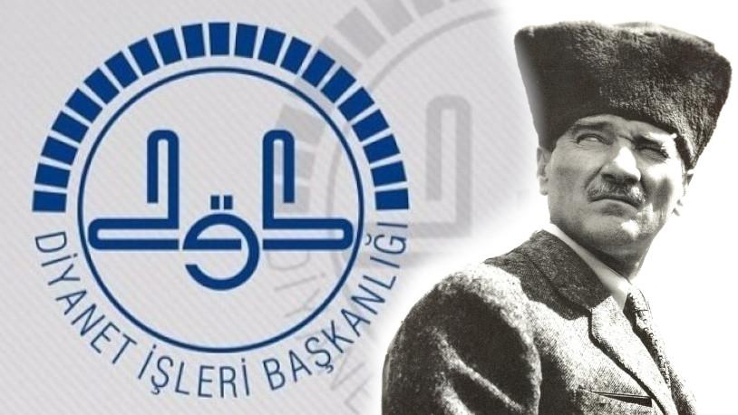 ATATÜRK'ÜN KURDUĞU KURUM ONUN SÖZLERİNİ SANSÜRLEDİ!