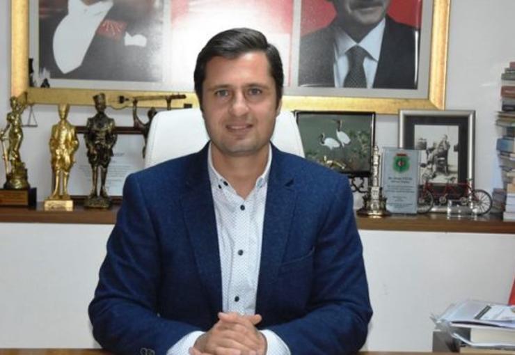 YÜCEL'DEN KONGRE ÖNCESİ ALİAĞA ZİYARETİ..