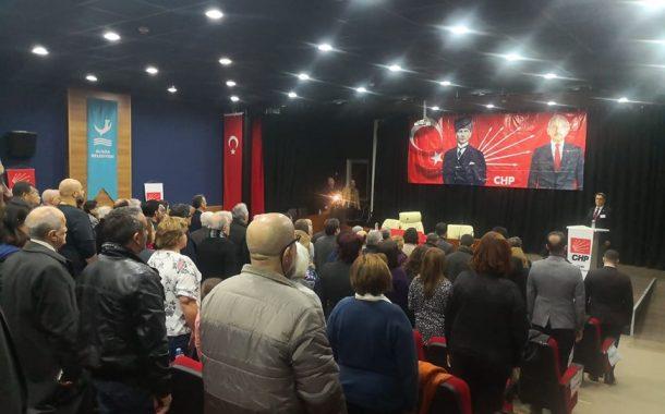 CHP ALİAĞA İLÇE KONGRESİ DEVAM EDİYOR, İŞTE LİSTELER..