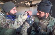 ÖSO'CULARIN, IŞİD LOGOLU BAYRAK FOTOĞRAFLARI YAYINDAN KALDIRILDI!