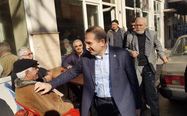 KIRKPINAR'DAN KUZEY EGE OTOYOLUNUN AÇILIŞINA DAVET..