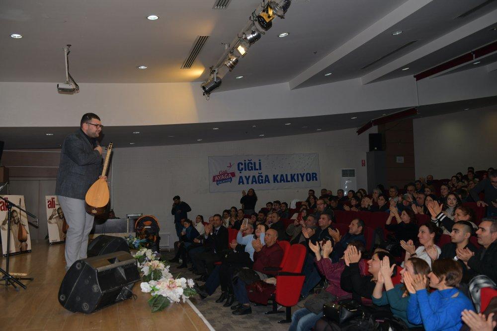 GÜMRÜKÇÜ, KIVIRCIK ALİ'Yİ UNUTMADI..