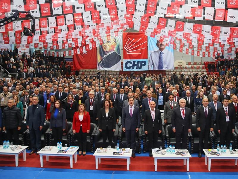 CHP İZMİR'DE KURULTAY DELEGELERİ LİSTESİNDE, KADIN VE GENÇLİK KOTASI DÜZELTMESİ..